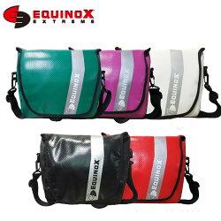 【露營趣】EQUINOX 111138 超防水信差包 (小) 郵差包 防水袋 防水包 斜背包 戶外 防水