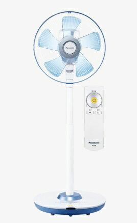Panasonic 國際牌 12 吋 DC 微電腦定時立扇 F-L12CMD ★5片扇葉/微電腦自然風