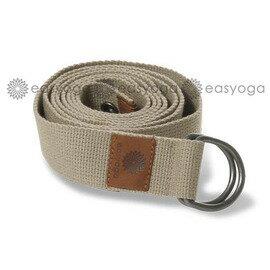 easyoga 瑜珈伸展帶 專利ez-carrygo瑜珈伸展帶-卡其 長度 : 180cm
