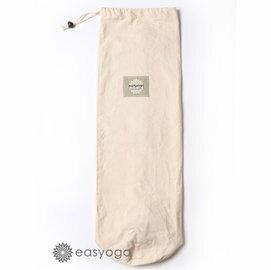 easyoga 瑜珈背袋 高 帆布瑜珈背袋~米白色