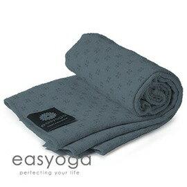 easyoga 瑜珈鋪巾 超細纖維手部鋪巾-深灰色