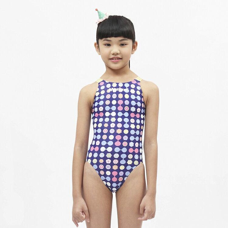 【≡MARIUM≡】小女競賽型泳裝(MAR-5014WJ)