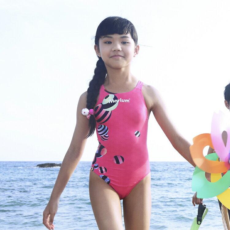 【≡MARIUM≡】小女競賽型泳裝(MAR-5015WJ)