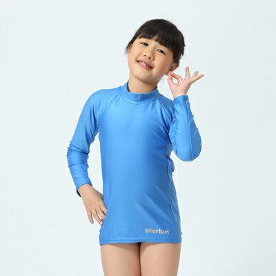 【≡MARIUM≡ 】兒童半身水母衣─淺藍(MAR-2814B)
