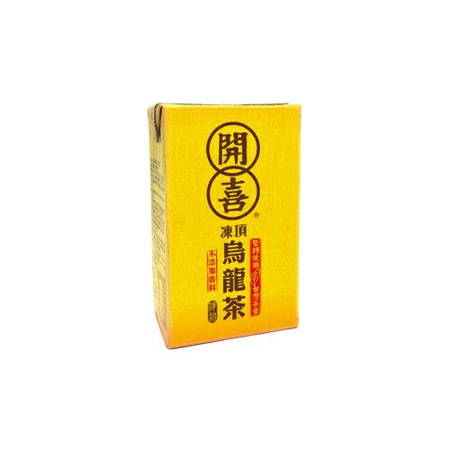 M-開喜凍頂烏龍茶(微甜)250ml*6【愛買】