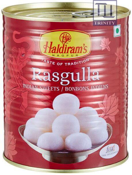 Rasgulla 印度羅吉古拉奶球糖果