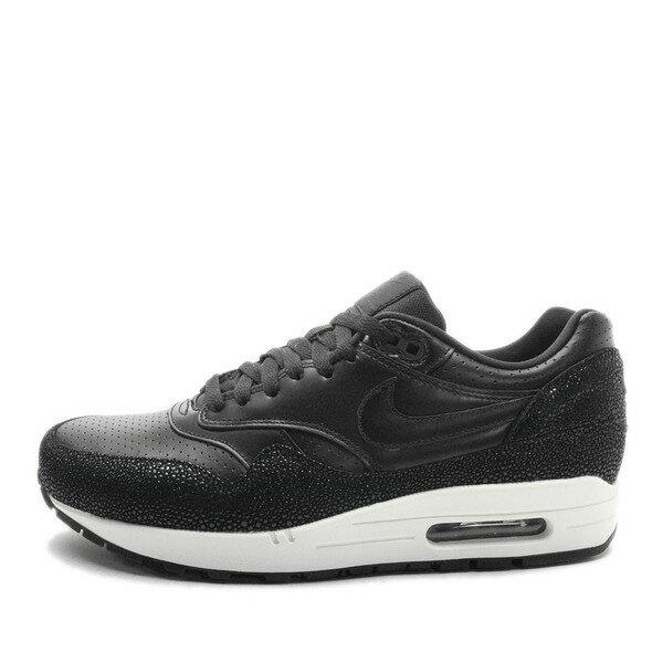 kixpress Nike Air Max 1 Leather PA [705007-001] 男鞋 慢跑 運動 休閒 黑 黑