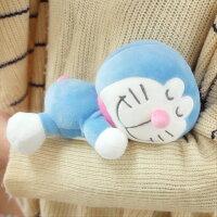 小叮噹週邊商品推薦PGS7 日本卡通系列商品 - 日本 小叮噹 哆啦A夢 Doraemon 睡姿 娃娃 (S) 玩偶 抱枕【SJJ7364】