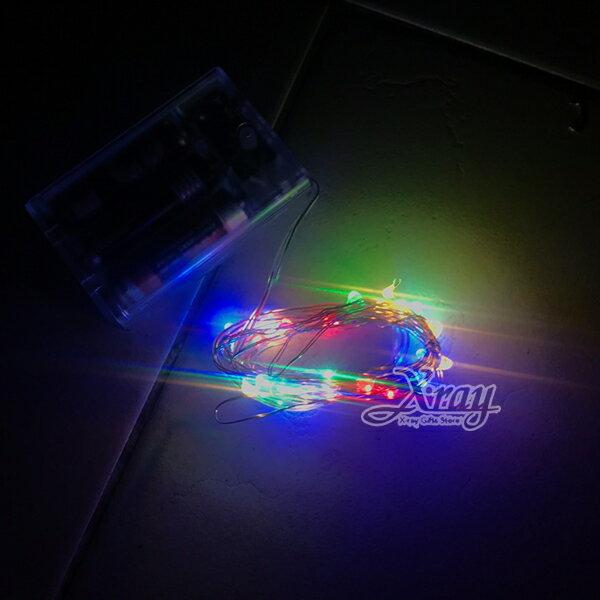X射線【X10000B】LED電池鐵絲燈(四款),聖誕樹/LED燈/聖誕燈/裝飾燈/燈飾/造型燈/聖誕佈置/波波球