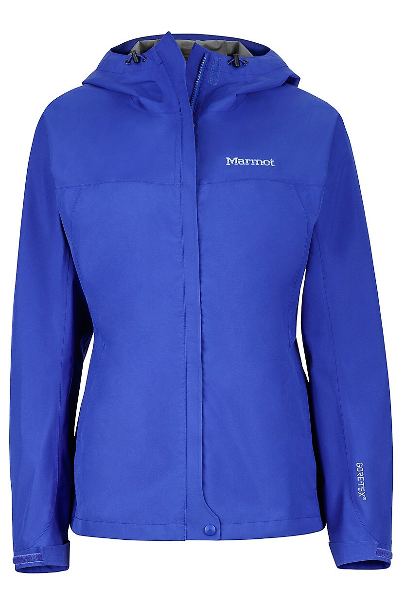 ├登山樂┤美國Marmot土撥鼠 W Minimalist Jacket 女款GORE-TEX防水外套 夜空藍#1154-3942