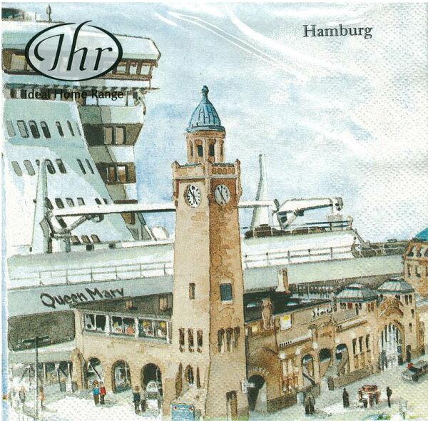 德國城市風景漢堡Hamburg