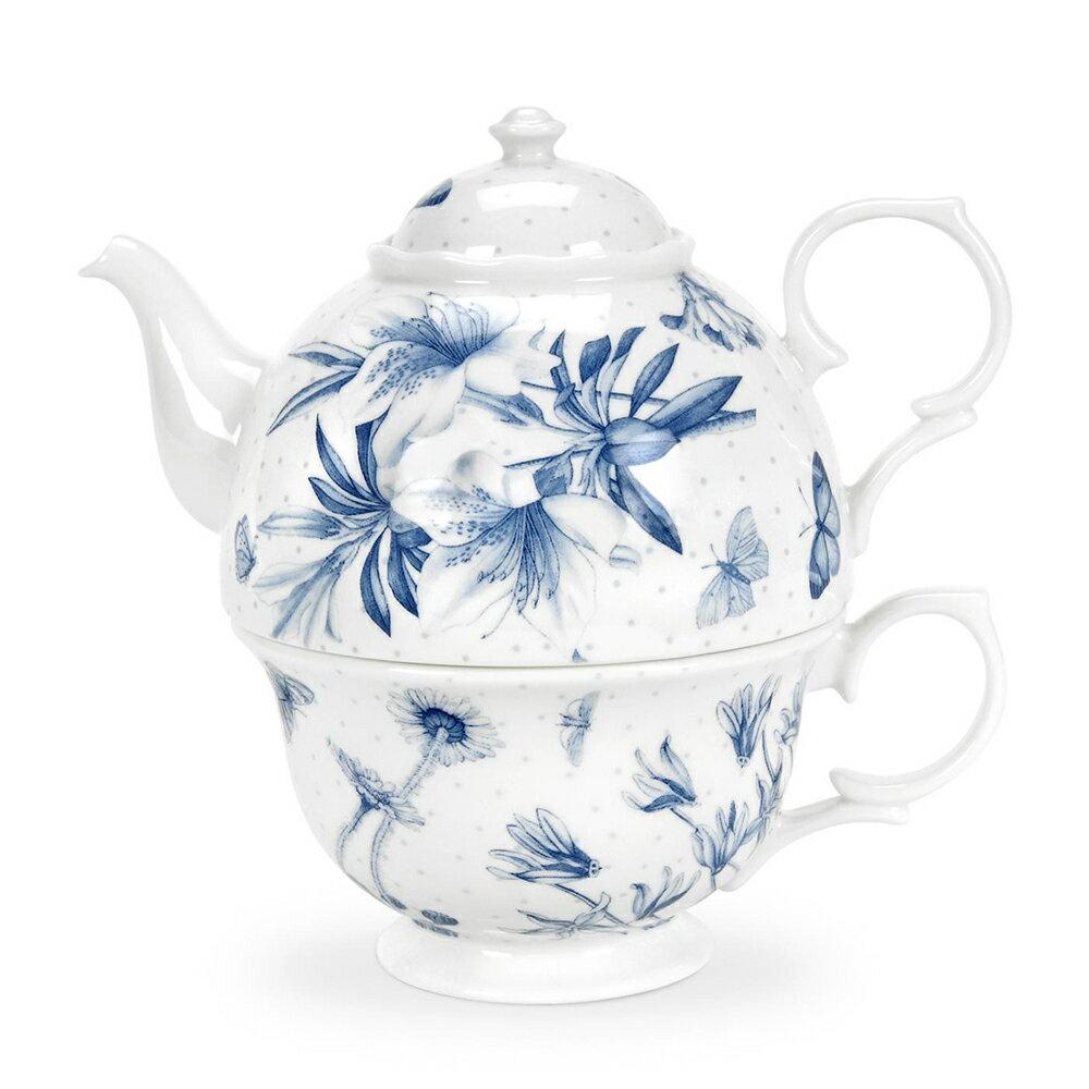 植物藍Tea for One子母壺