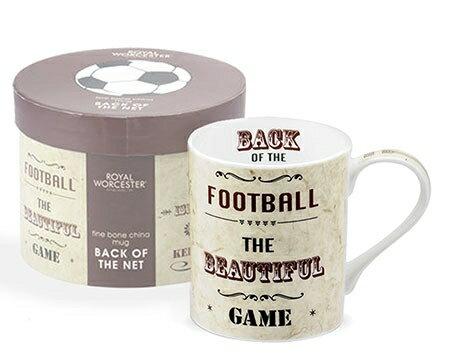 BackoftheNet英國骨瓷450ML大容量馬克杯禮盒