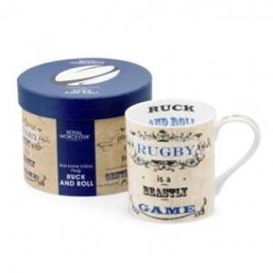 RuckandRoll英國骨瓷450ML大容量馬克杯禮盒