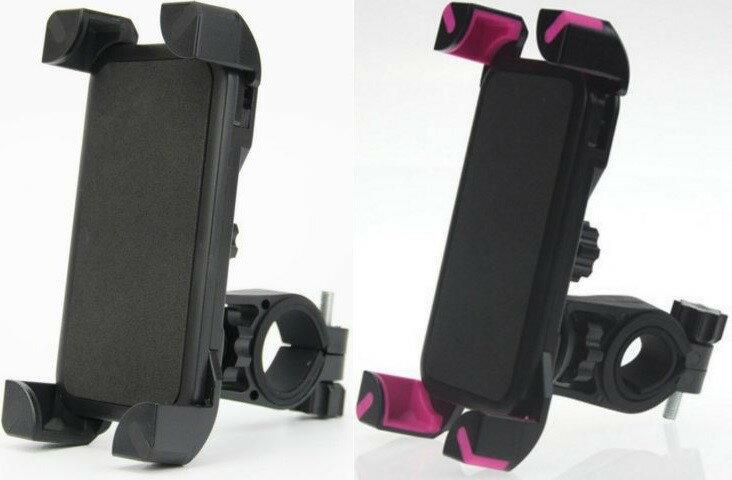 【意生】可360度鷹爪式四方型導航手機架 自行車腳踏車機車重機摩托車電動車 寶可夢pokemon go神奇寶貝 車架