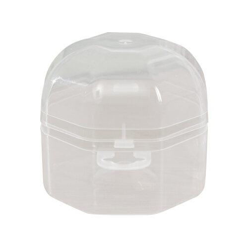寶寶安撫奶嘴專用高透明衛生收納盒 奶嘴盒【2D210Y622】