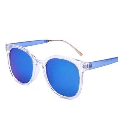 ☆太陽眼鏡偏光墨鏡-時尚透明糖果色系男眼鏡配件4色73en3【獨家進口】【米蘭精品】