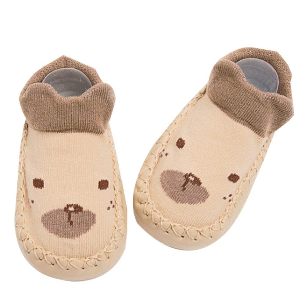 寶寶學步鞋 嬰兒軟底室內鞋 地板鞋JoyBaby 618購物節