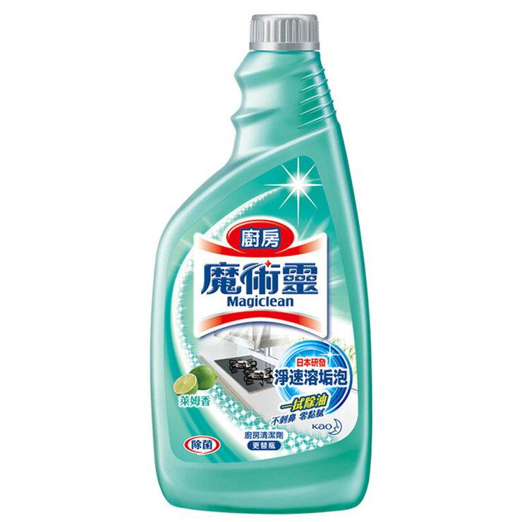 魔術靈 廚房清潔劑 萊姆香 更替瓶 500ml