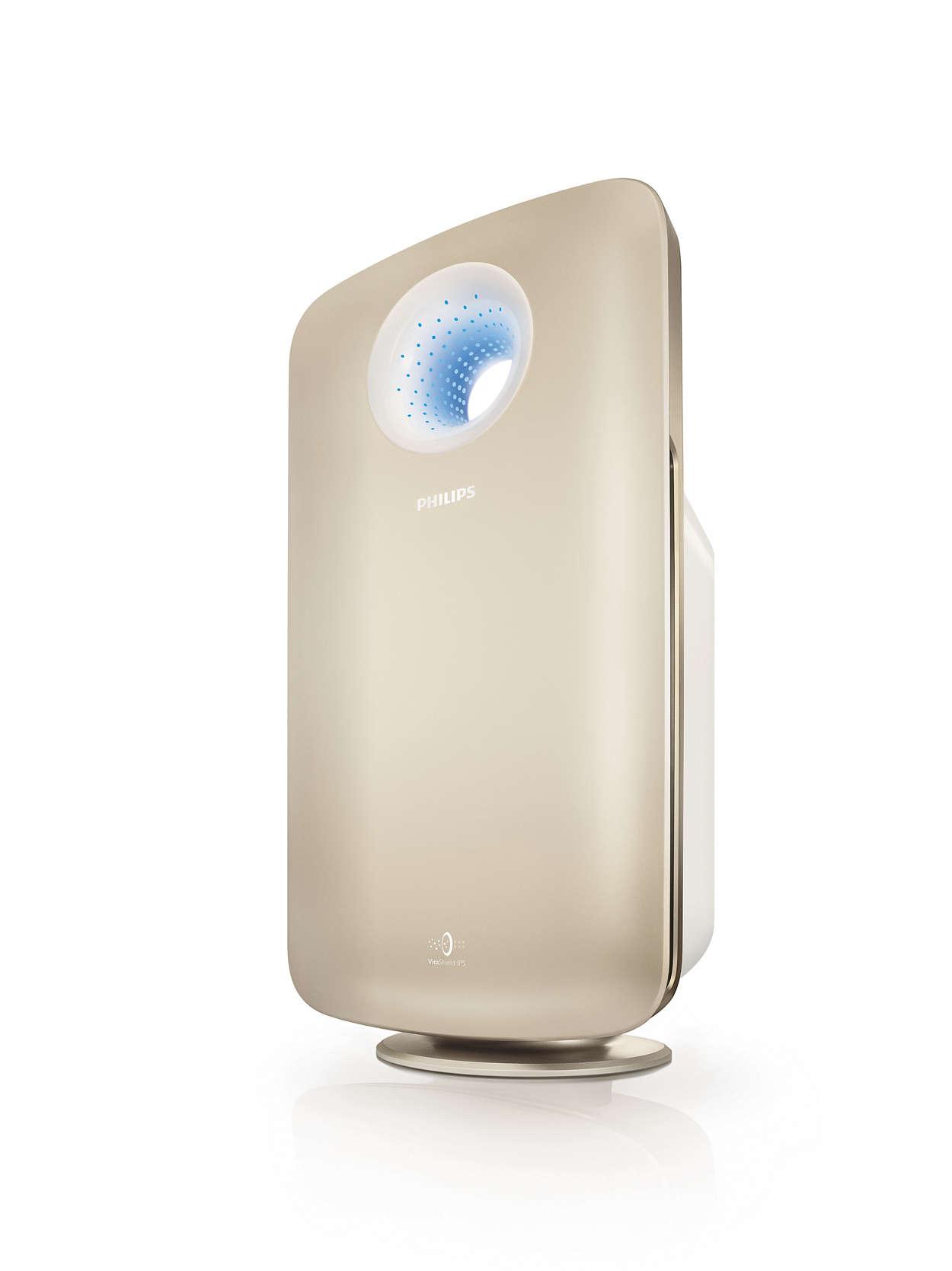 <br/><br/>  飛利浦空氣清淨機 AC4374 送AC4138濾網2個 (市價8400元)<br/><br/>