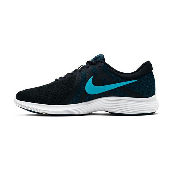 【NIKE】2019 NIKE REVOLUTION 4 運動鞋 慢跑鞋 藍 男鞋  -908988021 0