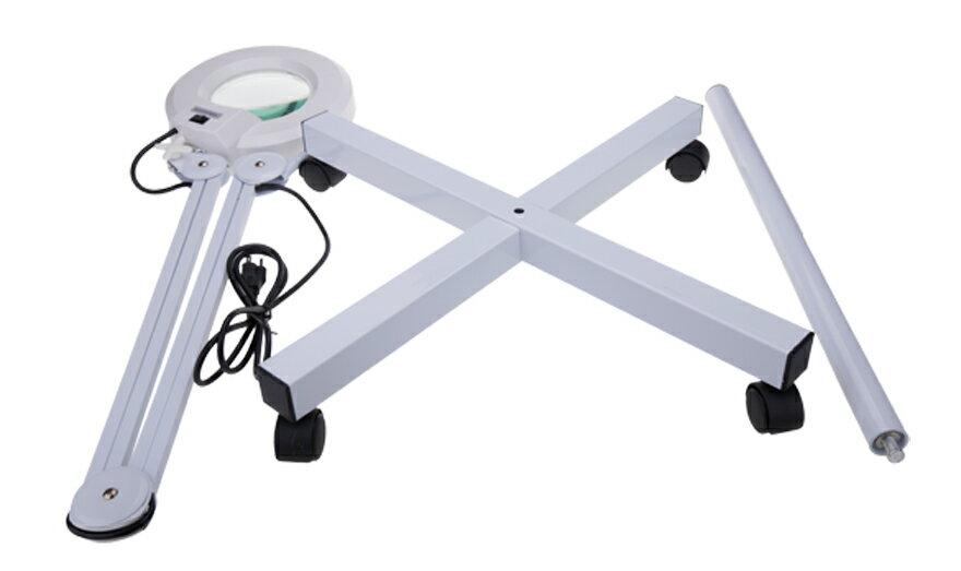 Adjustable Arm Magnifying 5D Flourescent Magnifier Lamp 5
