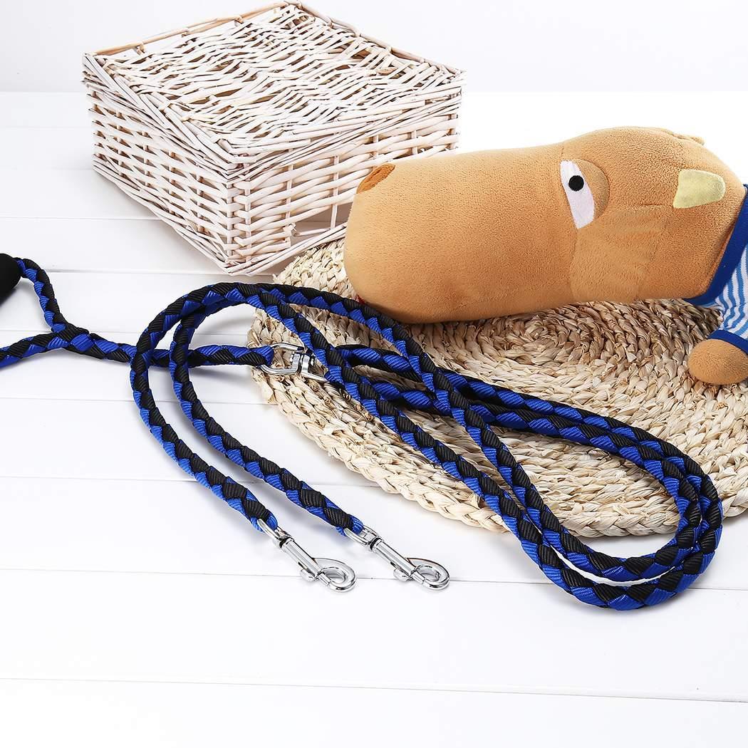 Nylon Soft Grip Handle Long Leash Dog Rope 4