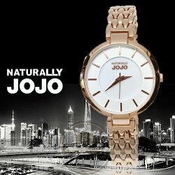 NATURALLY JOJO魅力時尚簡約腕錶JO96907-80R原廠公司貨