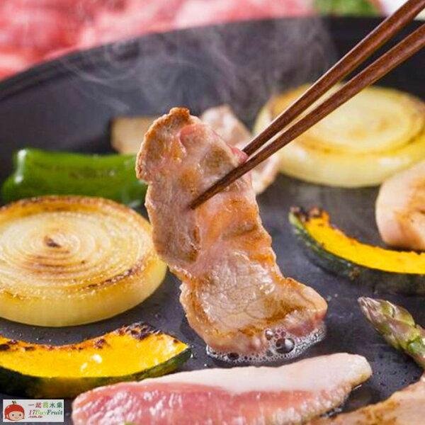 17Buy 一起買:【台灣好好豬】輕鬆烤肉組
