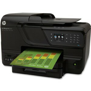 HP Officejet Pro 8600 Inkjet e-All-in-One Printer 3