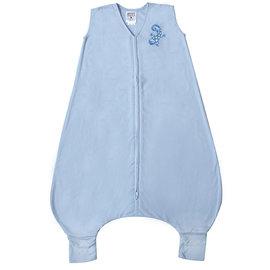 【淘氣寶寶】美國 HALO 防踢睡袍-藍色壁虎薄款【美國第一大嬰童睡袍品牌】