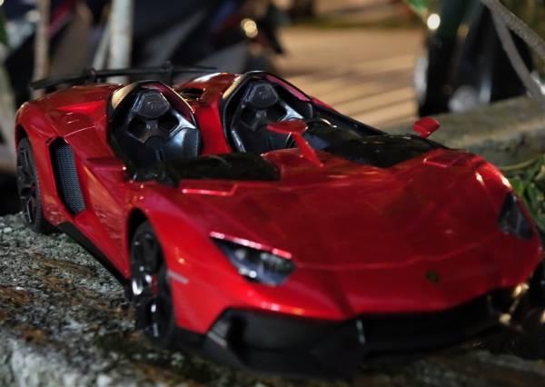 藍寶堅尼遙控模型車 模型車 遙控車 跑車 賽車 兒童遙控