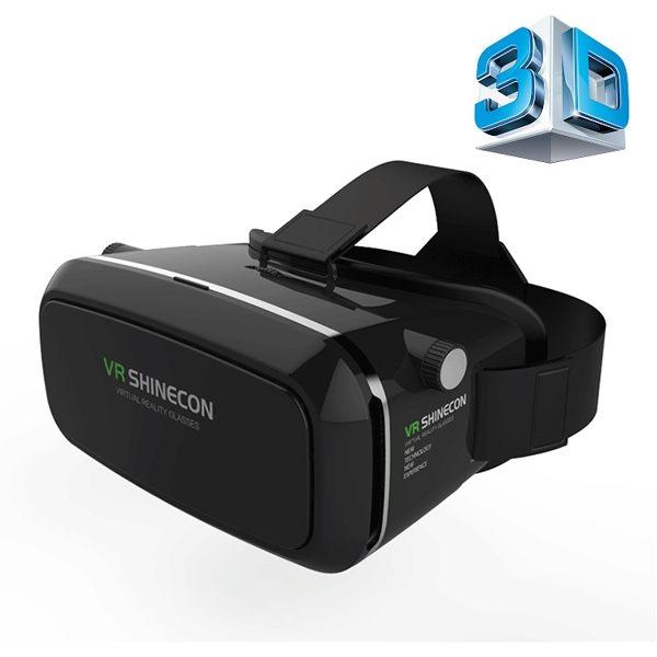 虛擬實境 魔鏡 頭戴 手機 電影 遊戲 3D眼鏡 非 Google VR 顯示器 HTC 三星 SONY 【RI340】