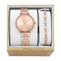MICHAEL KORS美式優雅手鍊套組腕錶MK4496-方采鐘錶-流行女裝