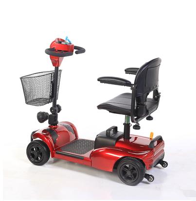 恩萊德F3時尚休閑老年代步車原裝出口自動剎車電動車操作簡單穩定