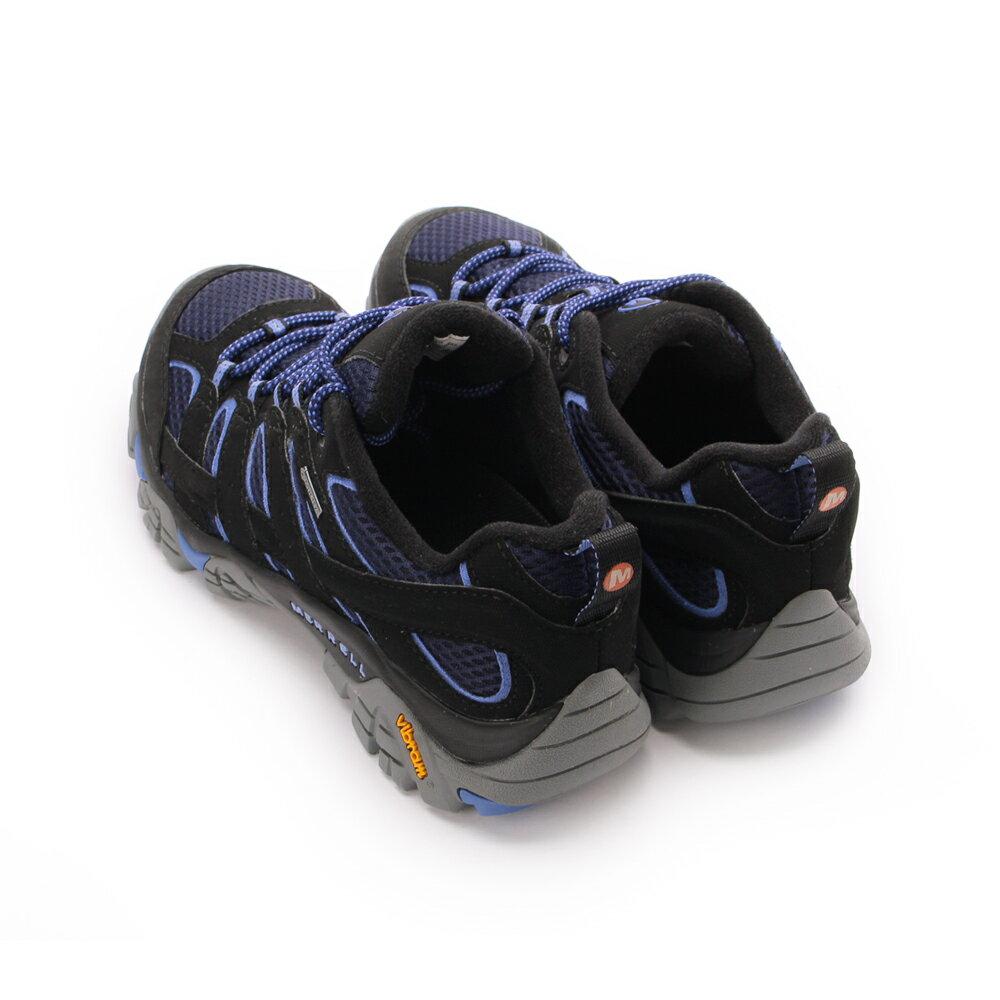 MERRELL MOAB 2 GORE-TEX 戶外多功能鞋防水鞋 深藍 / 藍 ML12134 女鞋 2