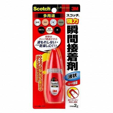 【3M】7004 多用途強力瞬間膠(膠)