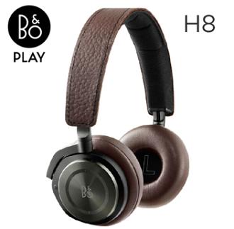 ├登山樂┤ 丹麥B&O B&O PLAY H8 藍牙無線耳罩式耳機 深棕灰#BEOPLAY H8-BN