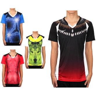MIZUNO 男排球短袖上衣(2017企業排球聯賽)(短T T恤 美津濃 免運【03312754】≡排汗專家≡