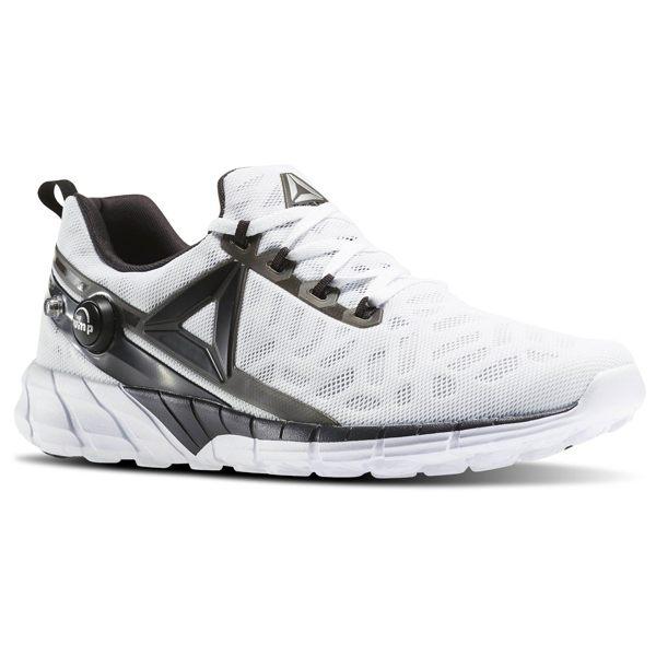 REEBOK ZPump Fusion 2.5 男鞋 慢跑鞋 運動 休閒 充氣 白 灰 黑 【運動世界】AR2812
