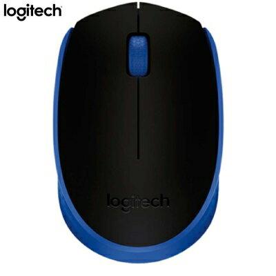 【純米小舖】羅技 M170 無線滑鼠-三色可選-藍