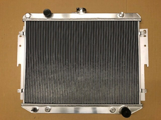 YourRadiator: OEM# 52029116 All Aluminum Radiator for Dodge Ram 2500
