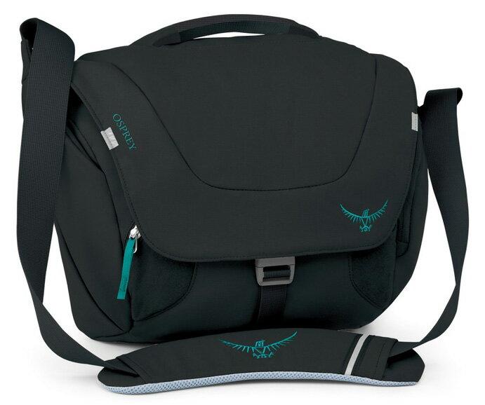 【鄉野情戶外用品店】 Osprey |美國| Flap Jill Mini 側背包/郵差包 平板電腦包/Flap.Mini