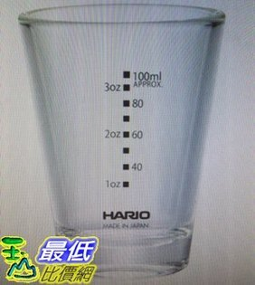 [COSCO代購]W117728Hario耐熱玻璃杯6件組