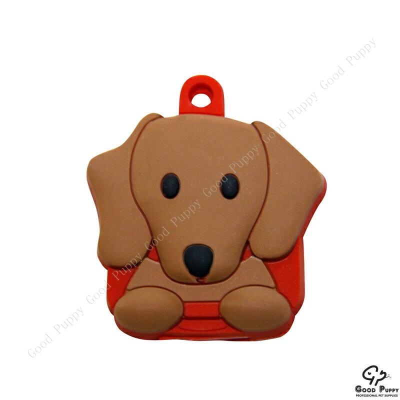 加拿大進口狗狗寵物鑰匙套-臘腸狗92856 Dachshund* 吊飾/鑰匙套/小禮物/贈品