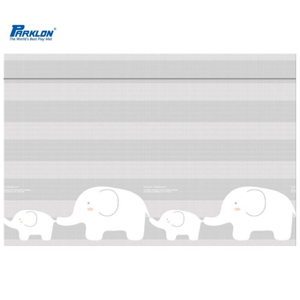 韓國 Parklon 帕龍 無毒遊戲地墊-大象 Family