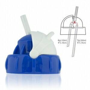 美國【PacificBaby】學習吸管杯蓋(天天藍) - 限時優惠好康折扣