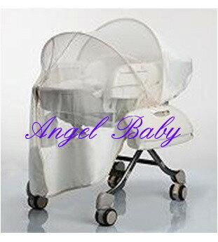 日本【Combi 康貝】餐搖椅專用蚊帳