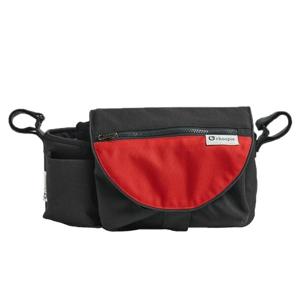 Choopie CityStroll 二合一推車置物袋(紅)