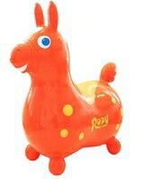 義大利【RODY】跳跳馬騎乘玩具-繽紛系列(橘) - 限時優惠好康折扣